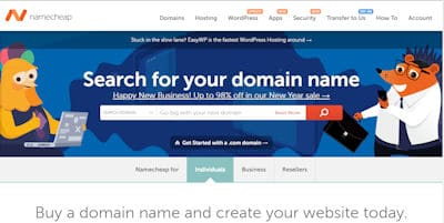 namecheap registrar review